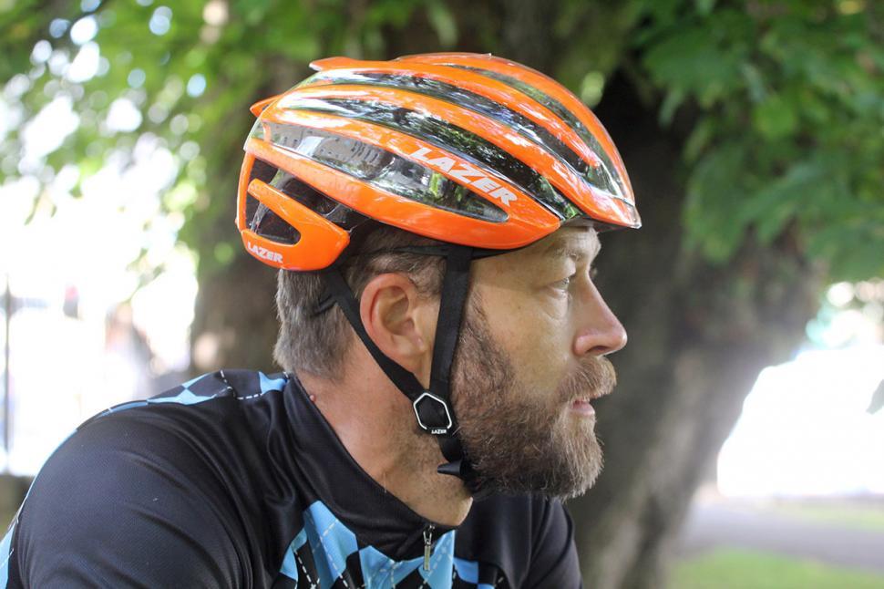 Review Lazer Z1 Helmet Road Cc