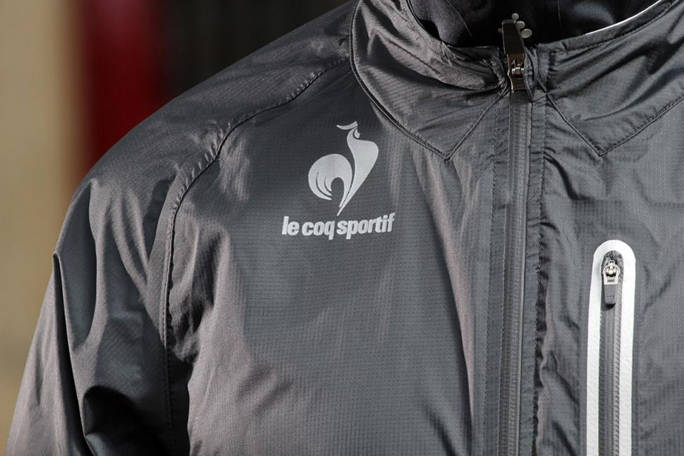 1c7bde388d42 Le Coq Sportif s Montech Windbreaker is in fact a waterproof jacket