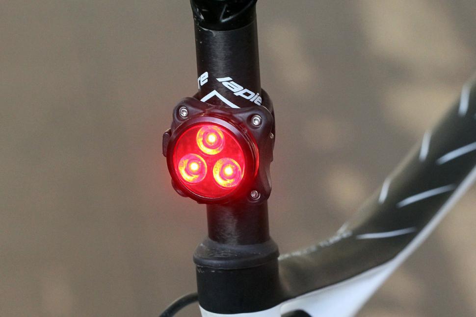 Lezyne Zecto Auto rear light