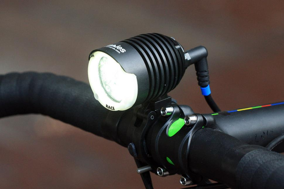 MTB Road Bike Cycling Front Light Bright LED USB Rechargeable Bicycle Headlight