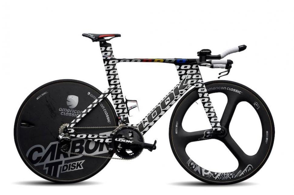 Look to launch 796 time trial bike | road cc