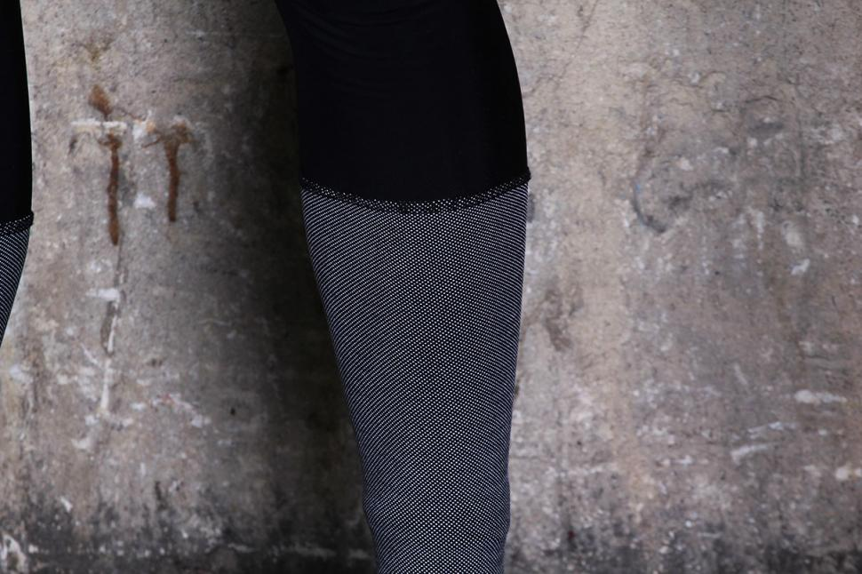 Lusso Nitelife Thermal Bib Tights - reflective