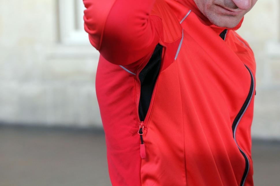 Madison Sportive Mens Convertible Softshell Jacket