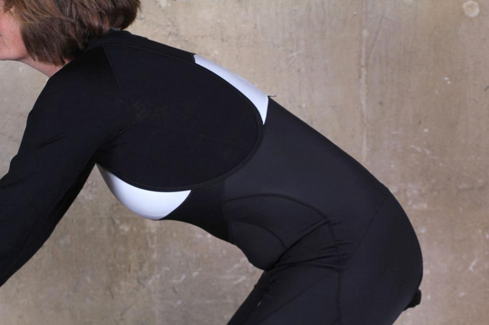 Madison Sportive Oslo DWR women's Three Quarter bib shorts Bike Upper