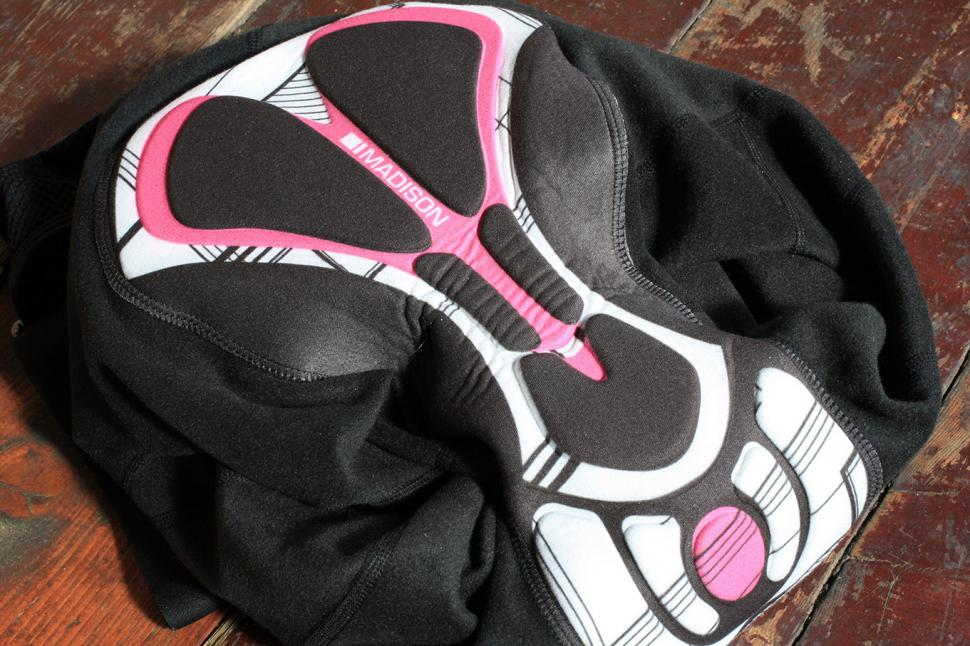Madison Sportive Oslo DWR womens 3-4 bib shorts - pad