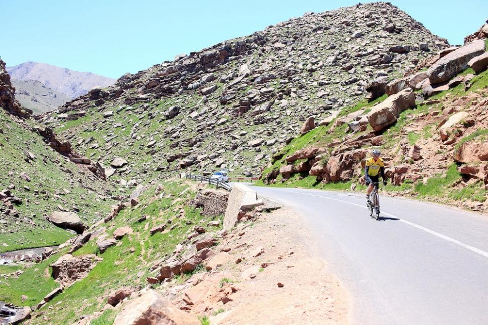 Marrakech Atlas Etape Robin Kitchin 102