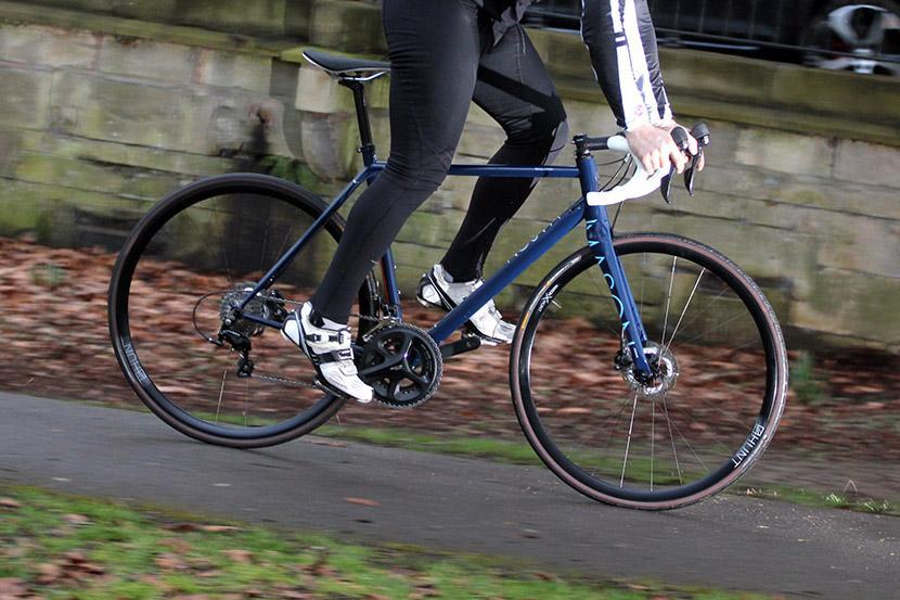 Mason Cycles Resolution - riding 3