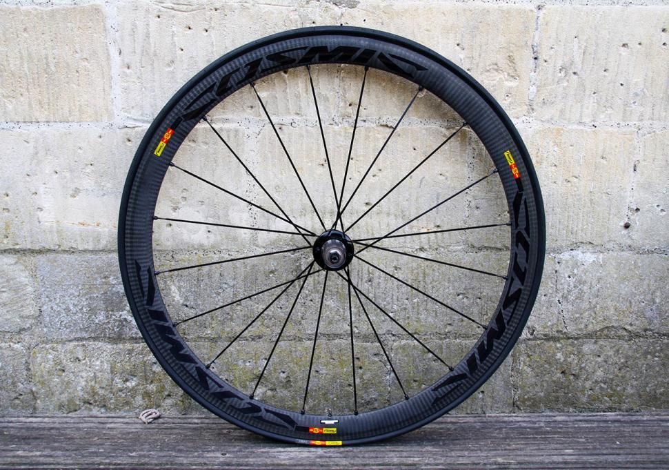 63032f45985 Review: Mavic Cosmic Carbon 40 wheels   road.cc