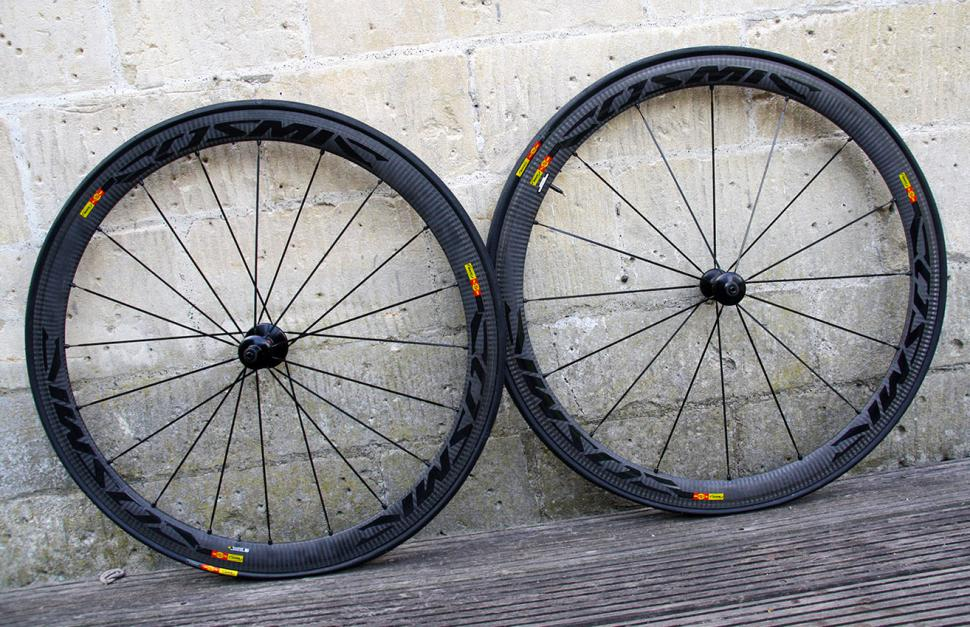 63032f45985 Review: Mavic Cosmic Carbon 40 wheels | road.cc