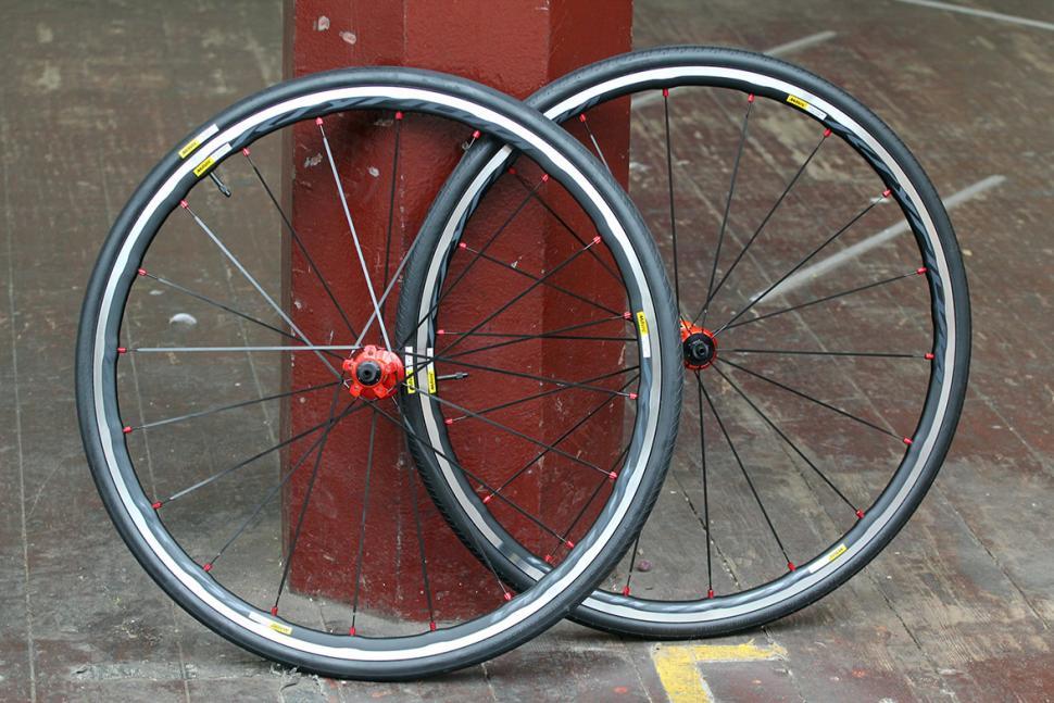 c455d706591 Review: Mavic Ksyrium Elite wheelset | road.cc