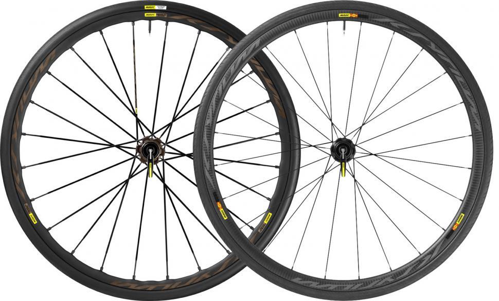 e52d860e46e Mavic launch Ksyrium Pro Allroad and Ksyrium Pro Carbon wheelsets ...