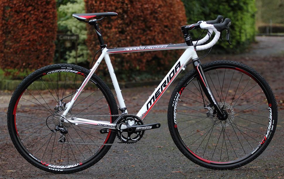 Just in: Merida Bikes Cyclo Cross 4 | road cc