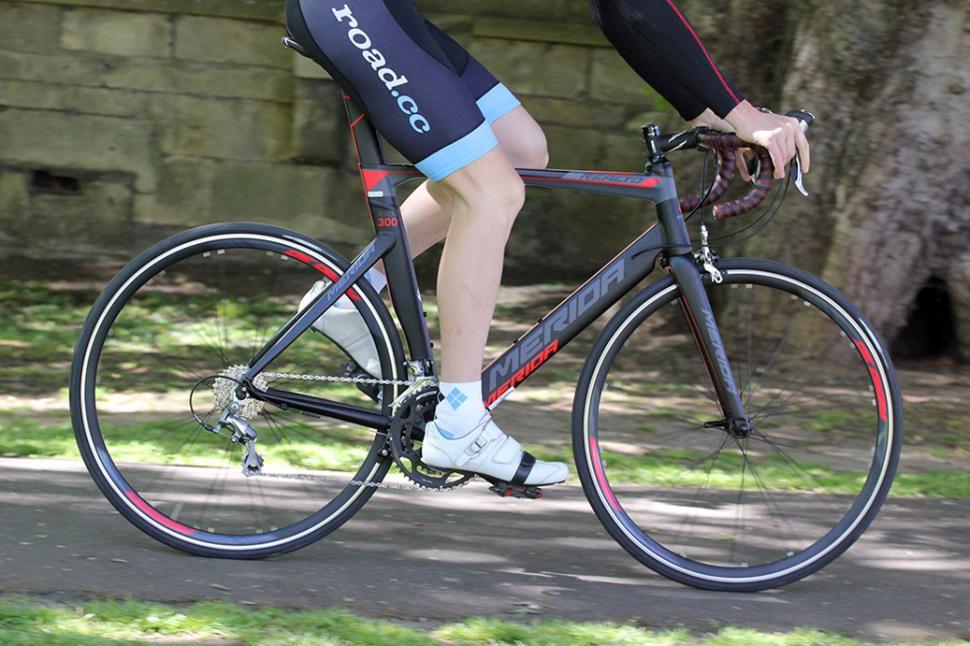 Review: Merida Reacto 300 road bike   road.cc