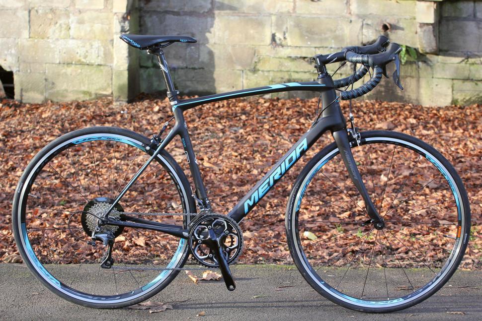 Review Merida Ride 5000 Road Bike Road Cc