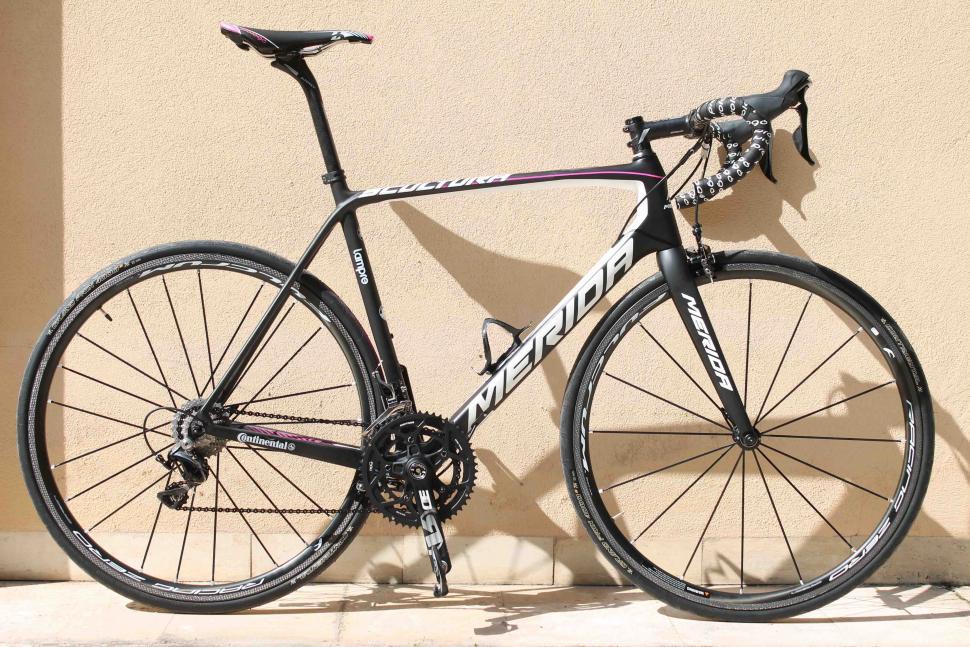 Merida launch new Scultura range - the new lightest production bike ...