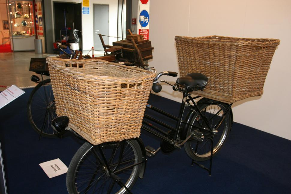 Tradesman bikes - baker bike