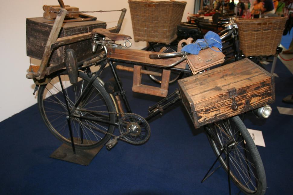 Tradesman bikes - carpenter bike