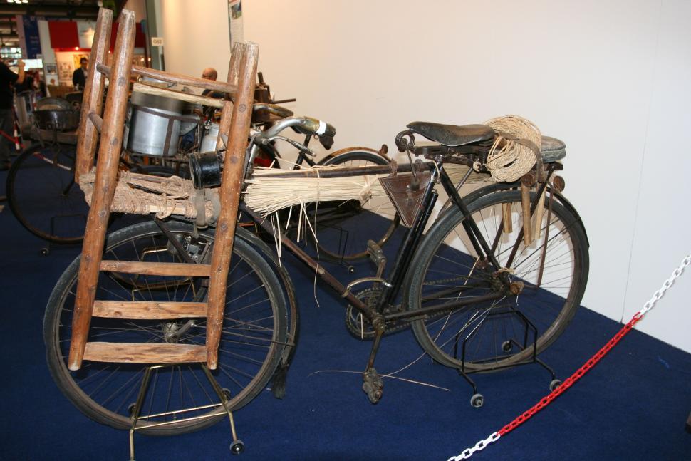Tradesman bikes - chair mender bike