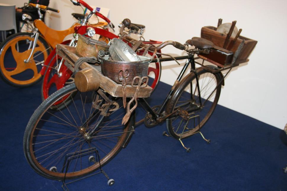 Tradesman bikes - coppersmith bike