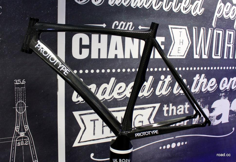 72905733d8e Moda reveal their first British-made carbon fibre road frame | road.cc