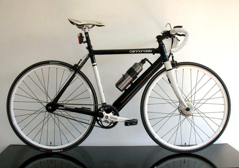 The World S Lightest Electric Bike Road Cc