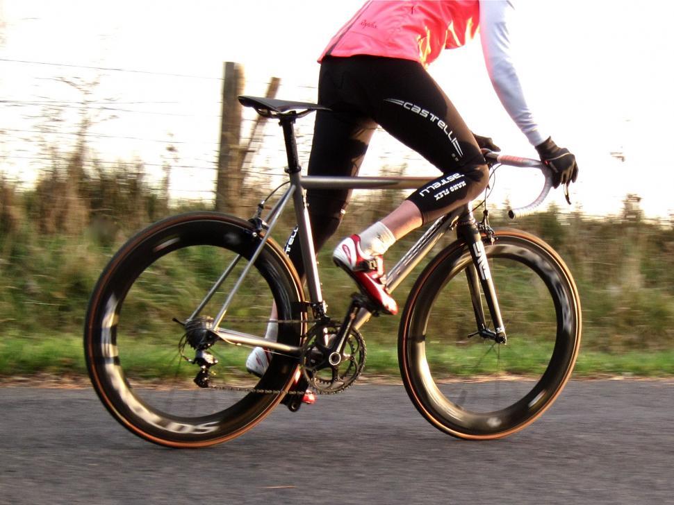 Review: Mosaic RT-1 titanium road bike frame | road.cc