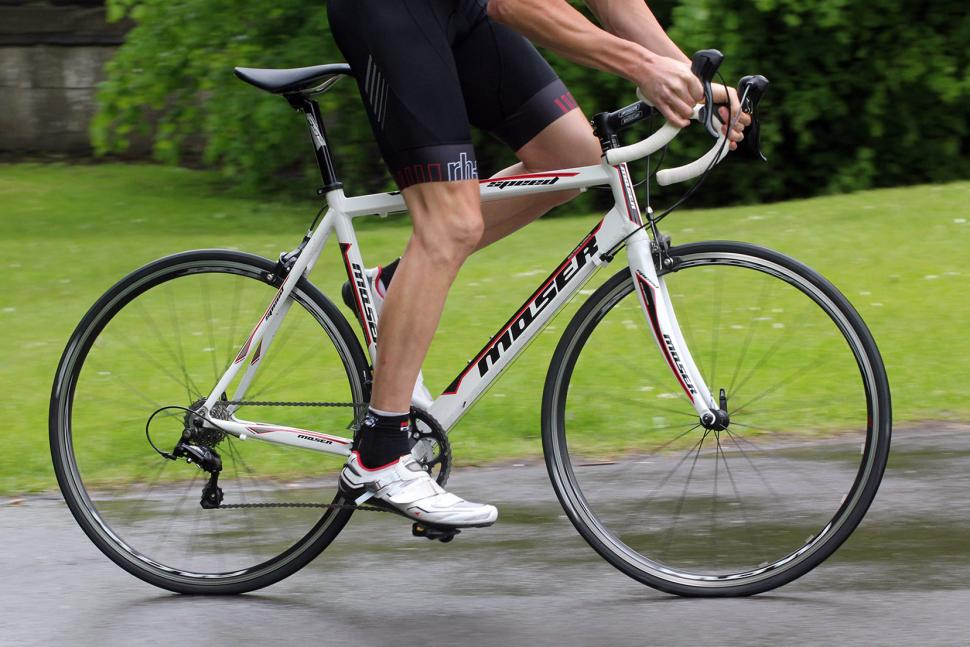Review: Moser Speed road bike   road.cc