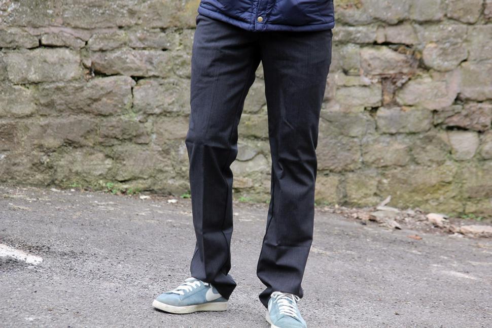N.Bidlake Wooliester Trouser