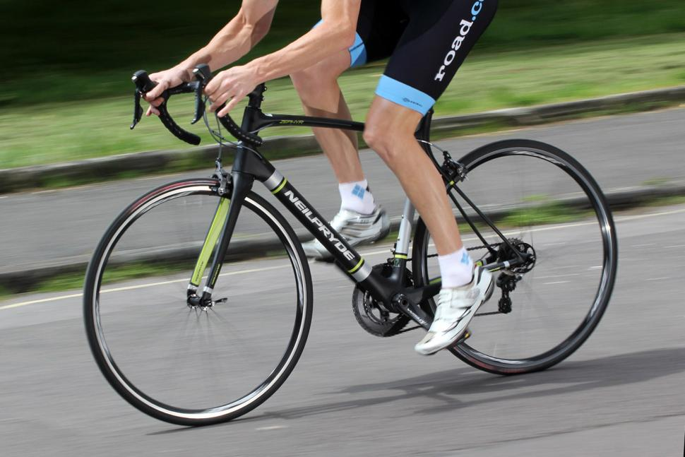 Review: NeilPryde Zephyr road bike | road cc