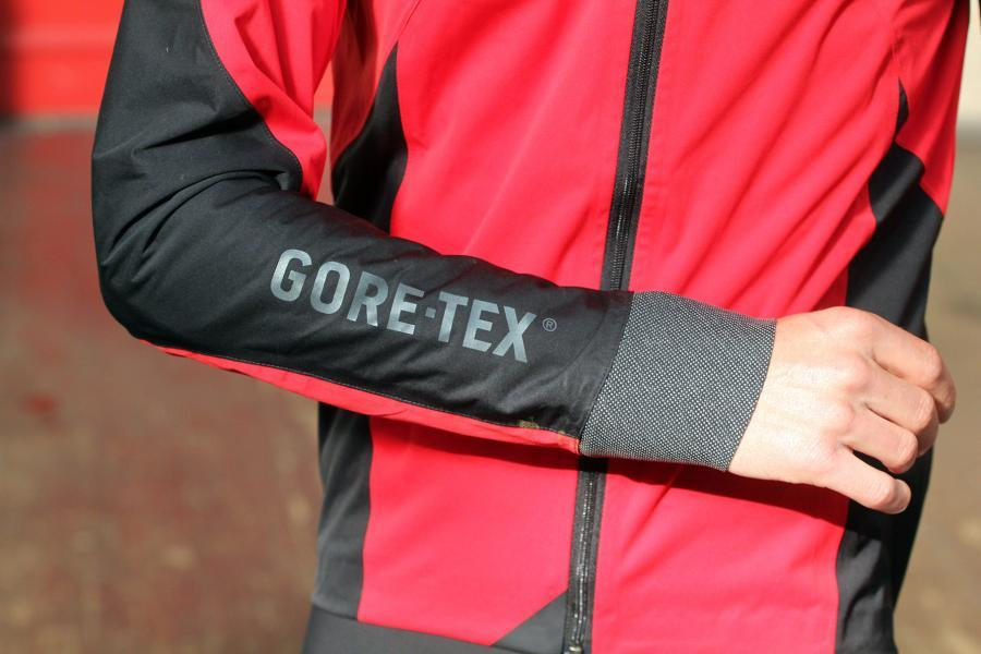 Gore Bike Wear Oxygen 2.0 Gore-Tex Active Jacket - sleeve