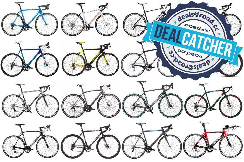 2015 end of season road bike sales