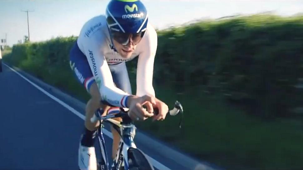 Alex Dowsett from the Perfect Hour video