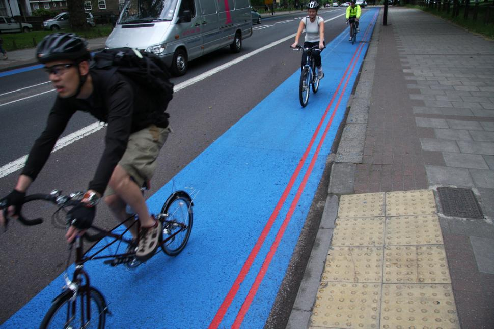 Barclays Cycle Superhighway (source - Transport for London)