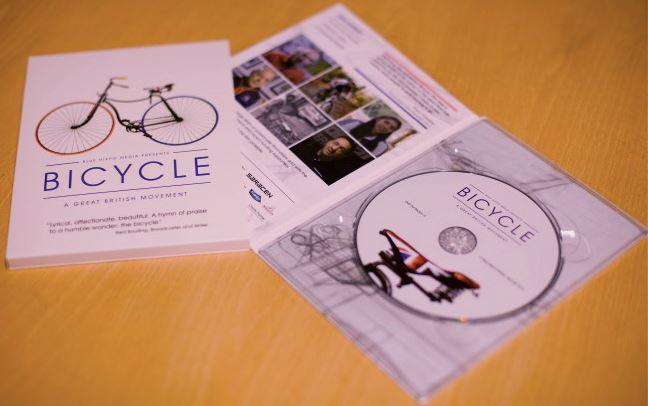 Bicycle - The Film DVD