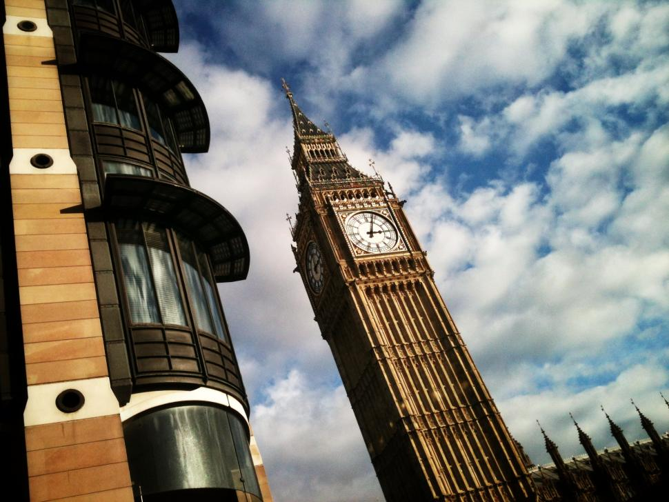 Big Ben © Simon MacMichael