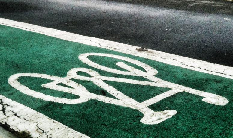 Bike Lane Symbol