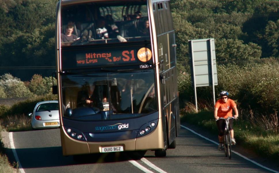 Bike Safe YouTube still (picture credit Bike Safe)