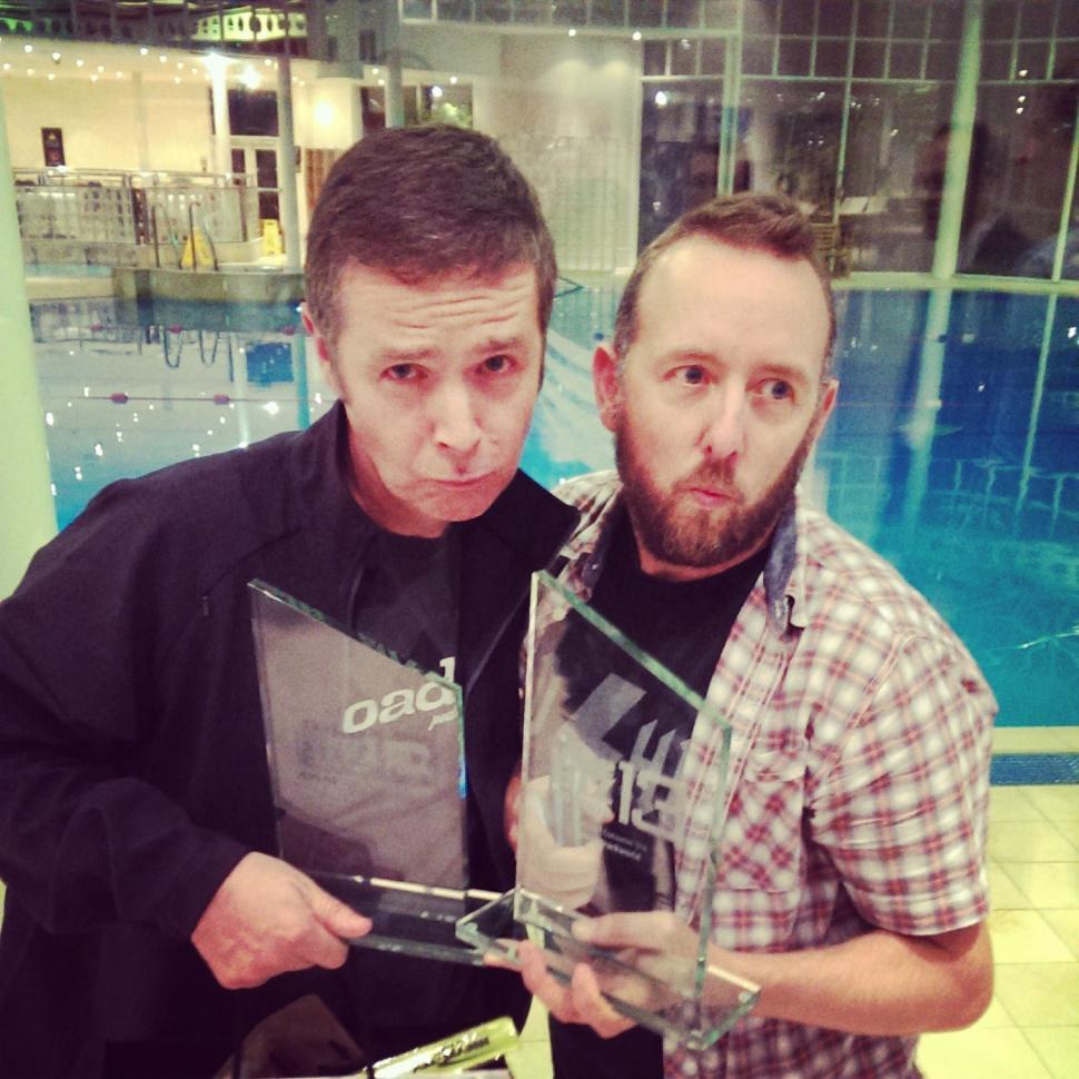 Bikebiz awards 2013