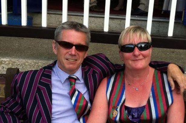Brian and Debbie Dorling