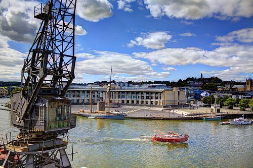 Brisol Harbour
