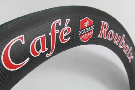 Cafe Roubaix carbon rim