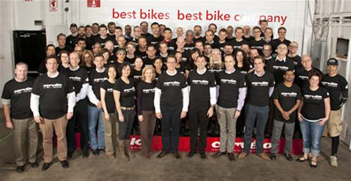 Cervelo founders and staff join Pon Bicycle Group