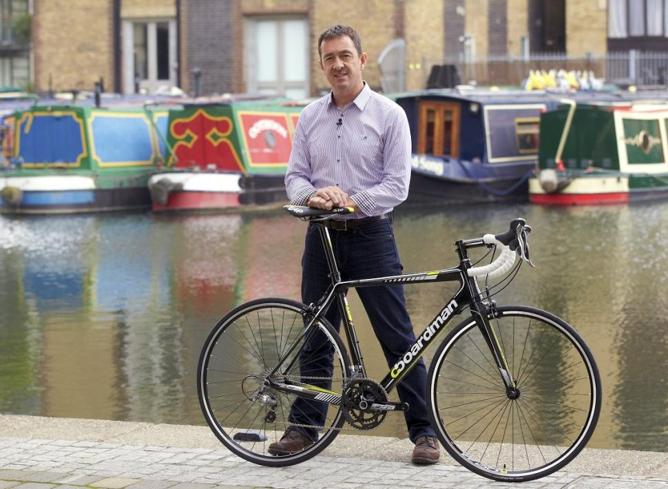 Chris Boardman 03 (©Steve Behr:Halfords)