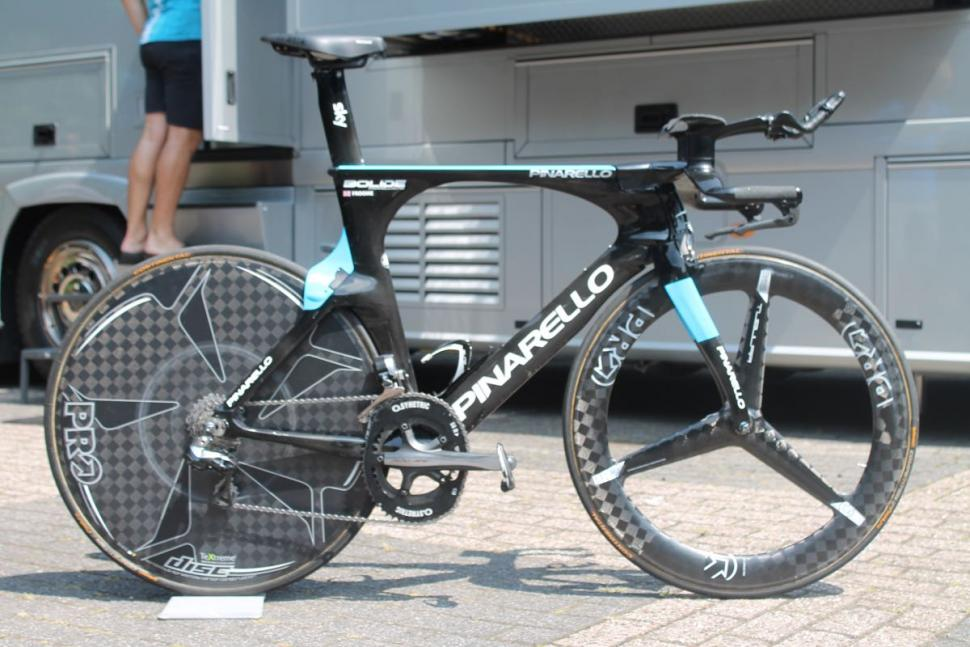 Chris Froome TT bike Tour de France 2015  - 5