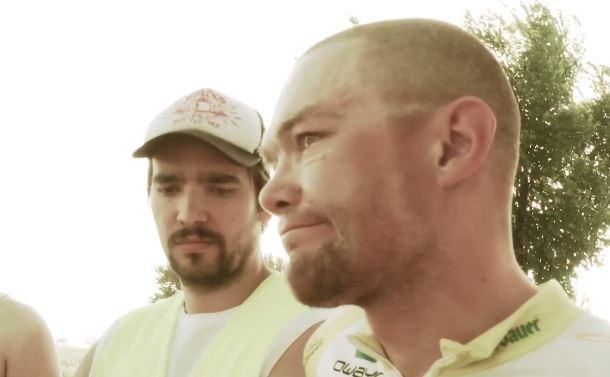 Christoph Strasser abandons 2015 Race Across America YouTube still