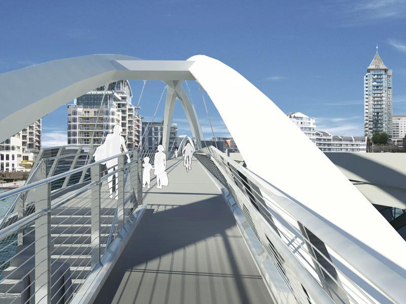 Diamond Jubilee Footbridge