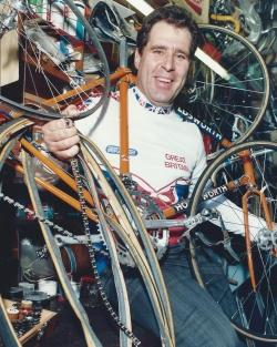 Geoff Shergold © British Cycling
