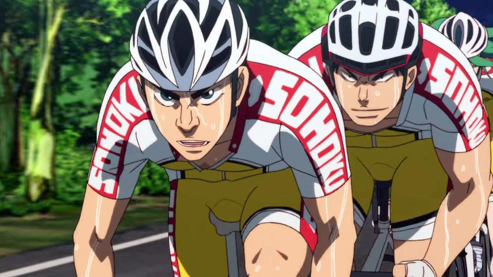 Video Japanese Anime Series Centres Around Teen Bike Racer