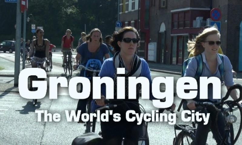Groningen - The World's Cycling City from Streetfilms