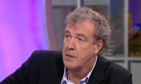 Jeremy Clarkson on BBC The One Show